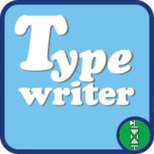 Typewriter in der Primarschule